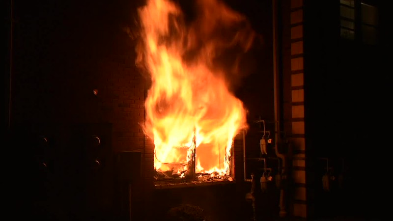 Copiague Condo Fire- Paul Mazza