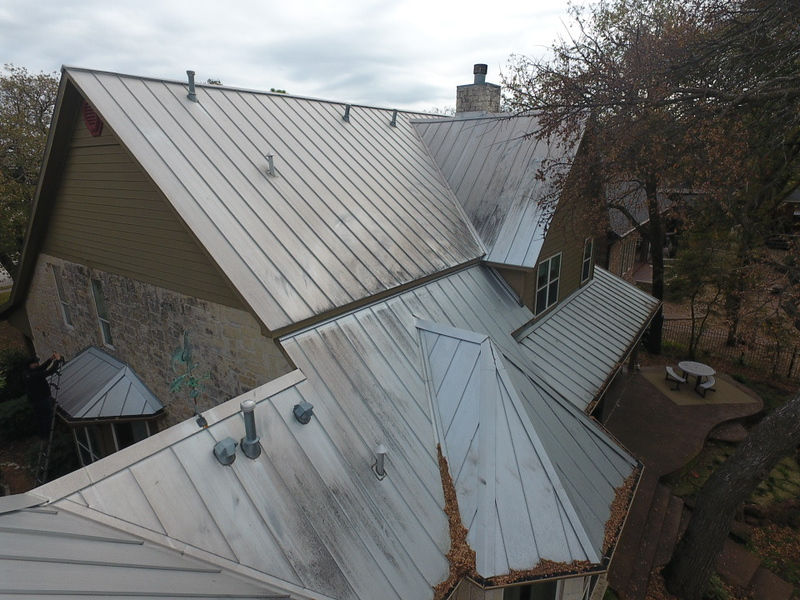 Coppell Standing Seam Metal Roof