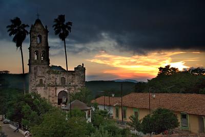 Church of San José, Copala, Mx