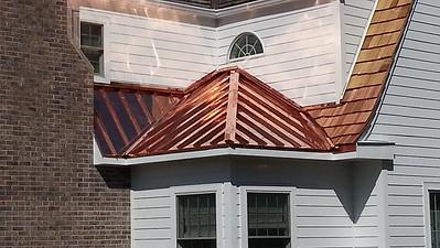 Copper Roof Installation Mt Prospect IL