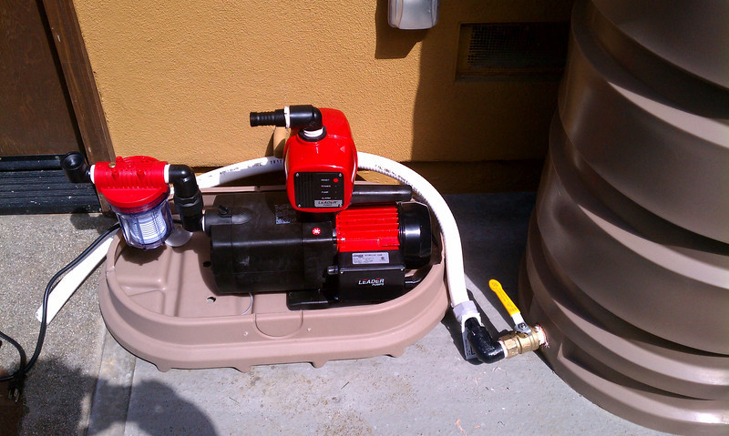 One of many Bushman Pump and Housing Kits We Have Sold