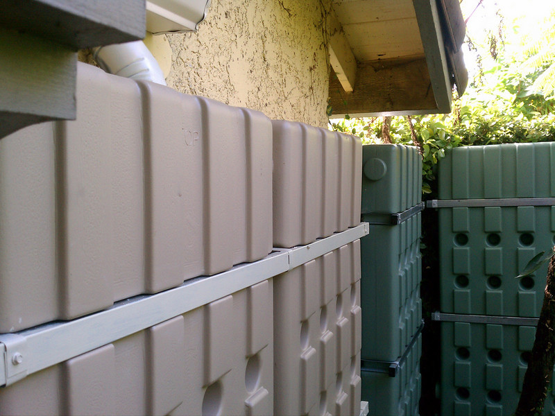 """The old water walls worked better I thought as they didn't expand as much.<br /> <br />  <a href=""""http://www.rain-watersystems.com/"""">http://www.rain-watersystems.com/</a>"""