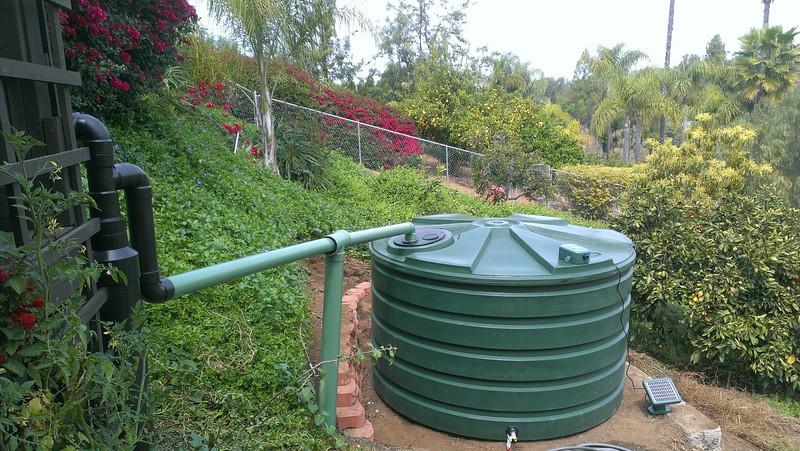 Bushman 1,100 Gallon Low Profile Tank