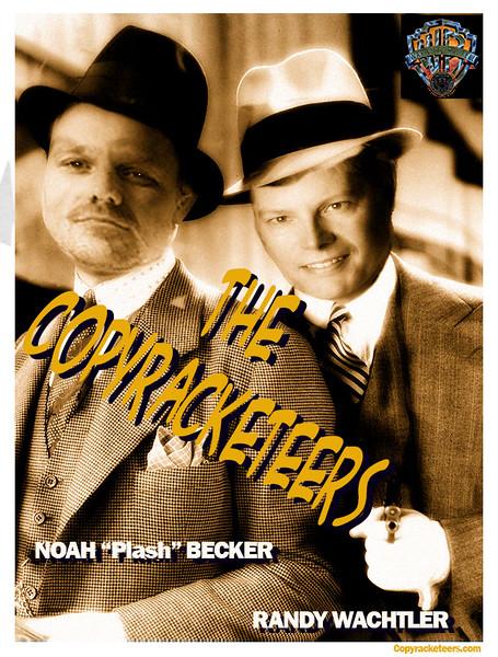 AdRev's #NoahBecker & Warner Chappell's #RandyWachtler - The Copyracketeers