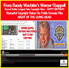 Randy Wachtler - Warner Chappell Makes The Claim As CPM Archive & APM Music To Hide Their Bad Deeds