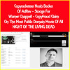 #Copyracketeer Noah Becker Of AdRev CopyFraud Claims NIGHT OF THE LIVING DEAD