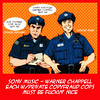 Sony Music & Warner Chappell Copyfraud Cops - Orchard & AdRev