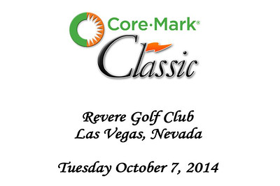 Core- Mark Golf Classic at NACS Las Vegas