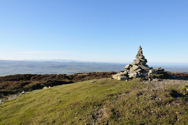 Penycloddiau Hill Fort North Wales
