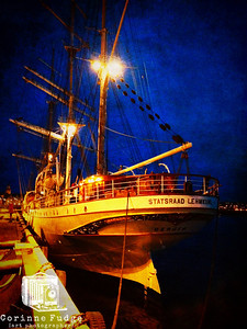 statsraad lehmkuhl, kirkwall september 2012