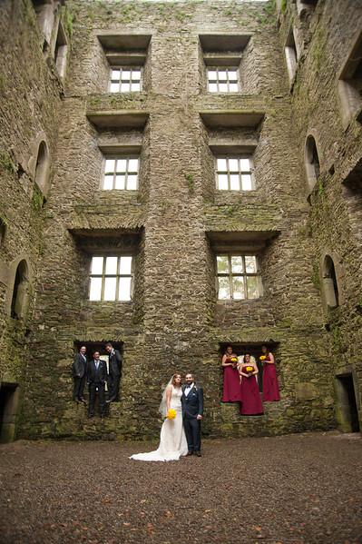 Springfort Hall Country House Hotel Wedding