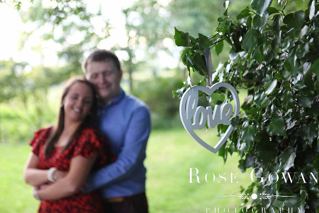Laura-Kate & Barry's Wonderful Engagement Shoot