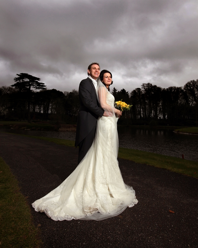 Just wanted to say thank you again for the beautiful wedding album and the larger framed photographs which our Mums were delighted with! If you would like to add this (belated!) testimonial from us to the website please feel free...