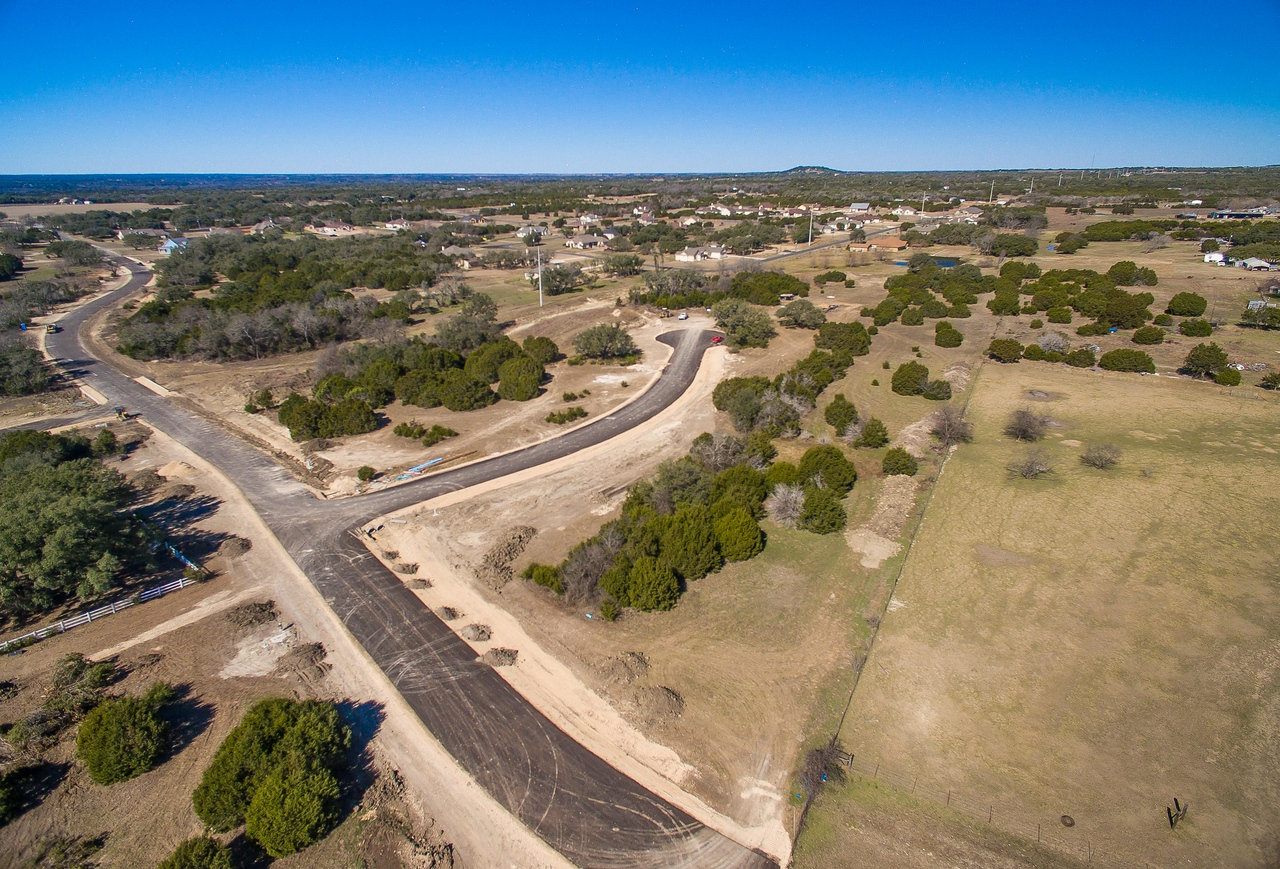 Acreage homes for sale Liberty Hill TX