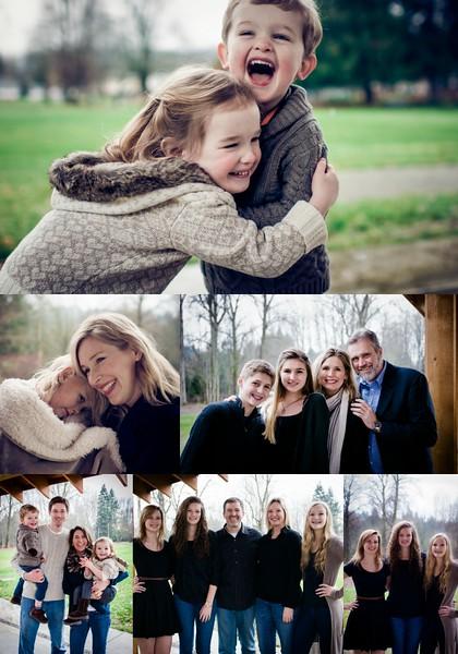 Cormey Family, Issaquah