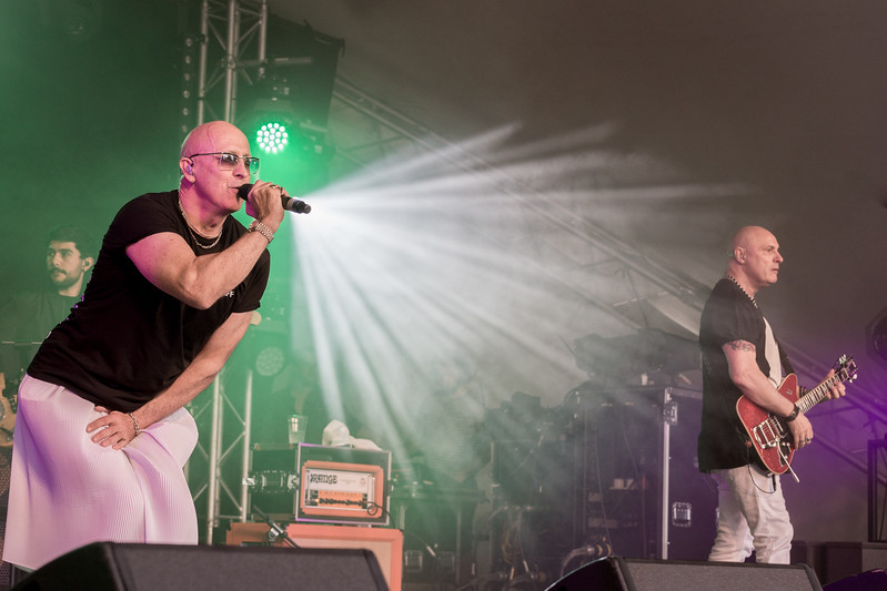 Cornbury - Right Said Fred