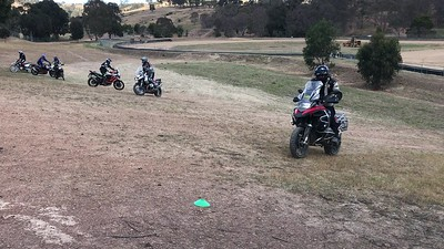 Cornering Masterclass - VIC Nov 2017