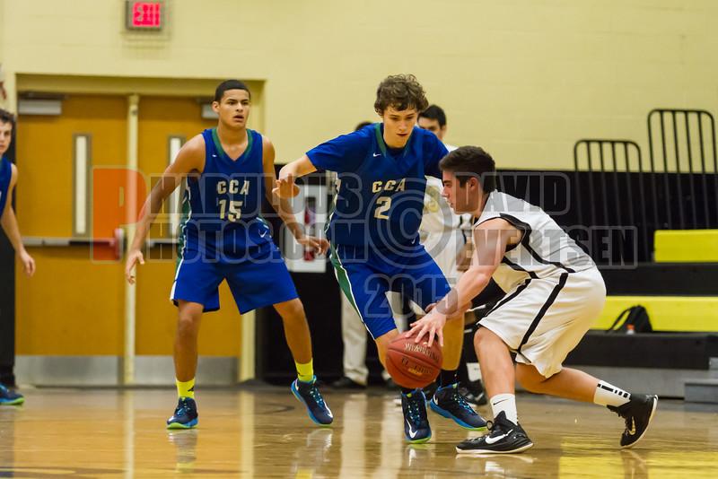 CCA Ducks @ Bishop Moore Hornets Boys Varsity Basketball - 2014-DCEIMG-3654