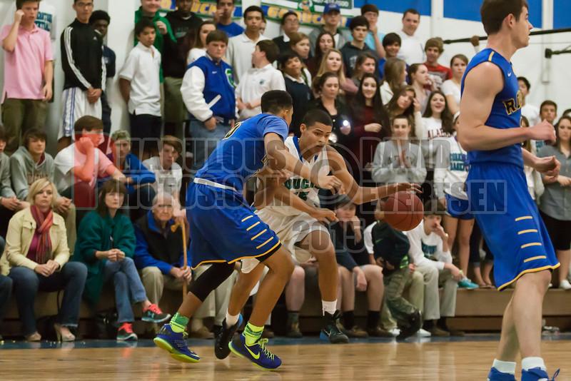 First Academy Royals @ Cornerstone Charter Ducks Boys Varsity Basketbal - 2015-DCEIMG-0677