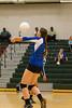 Cornerstone Charter Ducks @ Oak Ridge Pioneers Girls Varsity Volleyball - 2014- DCEIMG-4638