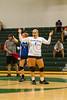 Cornerstone Charter Ducks @ Oak Ridge Pioneers Girls Varsity Volleyball - 2014- DCEIMG-4648