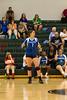 Cornerstone Charter Ducks @ Oak Ridge Pioneers Girls Varsity Volleyball - 2014- DCEIMG-4669