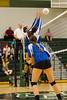 Cornerstone Charter Ducks @ Oak Ridge Pioneers Girls Varsity Volleyball - 2014- DCEIMG-4645