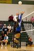 Cornerstone Charter Ducks @ Oak Ridge Pioneers Girls Varsity Volleyball - 2014- DCEIMG-4652