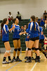 Cornerstone Charter Ducks @ Oak Ridge Pioneers Girls Varsity Volleyball - 2014- DCEIMG-4671