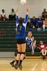 Cornerstone Charter Ducks @ Oak Ridge Pioneers Girls Varsity Volleyball - 2014- DCEIMG-4657