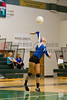Cornerstone Charter Ducks @ Oak Ridge Pioneers Girls Varsity Volleyball - 2014- DCEIMG-4408