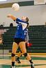 Cornerstone Charter Ducks @ Oak Ridge Pioneers Girls Varsity Volleyball - 2014- DCEIMG-4465