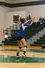Cornerstone Charter Ducks @ Oak Ridge Pioneers Girls Varsity Volleyball - 2014- DCEIMG-4416