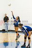 Lake Mary Prep @ Cornerstone Charter Academy Ducks Girls Varsity Volleyball - 2014- DCEIMG-2679