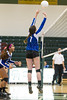 Cornerstone Charter Ducks @ Oak Ridge Pioneers Girls Varsity Volleyball - 2014- DCEIMG-4199