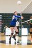 Cornerstone Charter Ducks @ Oak Ridge Pioneers Girls Varsity Volleyball - 2014- DCEIMG-4208