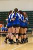 Cornerstone Charter Ducks @ Oak Ridge Pioneers Girls Varsity Volleyball - 2014- DCEIMG-4201