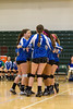 Cornerstone Charter Ducks @ Oak Ridge Pioneers Girls Varsity Volleyball - 2014- DCEIMG-4200