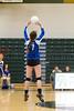 Cornerstone Charter Ducks @ Oak Ridge Pioneers Girls Varsity Volleyball - 2014- DCEIMG-4219