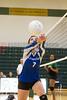 Cornerstone Charter Ducks @ Oak Ridge Pioneers Girls Varsity Volleyball - 2014- DCEIMG-4232