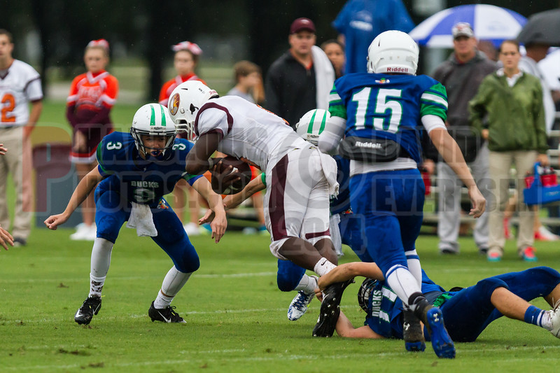 Cornerstone Charter Academey Homecoming Football Game -  2014 - DCEIMG-7759