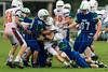 Cornerstone Charter Academey Homecoming Football Game -  2014 - DCEIMG-7770