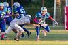 Citrus Park Christian @ Cornerstone Charter Academy Ducks Varsity Football   -  2014 - DCEIMG-9373