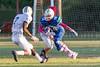 Citrus Park Christian @ Cornerstone Charter Academy Ducks Varsity Football   -  2014 - DCEIMG-9375