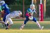Citrus Park Christian @ Cornerstone Charter Academy Ducks Varsity Football   -  2014 - DCEIMG-9374