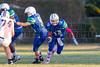Citrus Park Christian @ Cornerstone Charter Academy Ducks Varsity Football   -  2014 - DCEIMG-9379