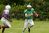 Cornerstone Charter Academy Ducks Varsity Football Team Scrimmage 2014 DCEIMG-9802