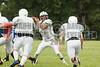 Cornerstone Charter Academy Ducks Varsity Football Team Scrimmage 2014 DCEIMG-2963