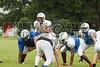 Cornerstone Charter Academy Ducks Varsity Football Team Scrimmage 2014 DCEIMG-2962