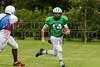 Cornerstone Charter Academy Ducks Varsity Football Team Scrimmage 2014 DCEIMG-9801